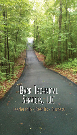 Barr Technical's Path to Success
